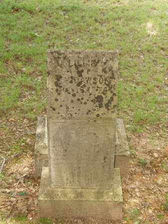 DAWSON, LILLIE - Izard County, Arkansas | LILLIE DAWSON - Arkansas Gravestone Photos