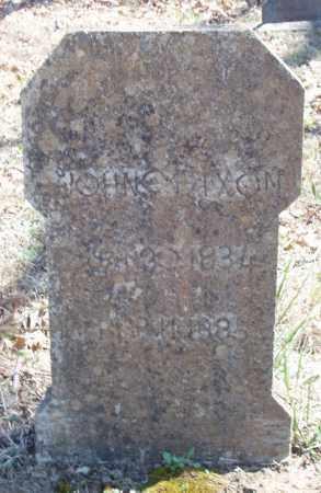 DIXON, JOHN CALVIN - Izard County, Arkansas | JOHN CALVIN DIXON - Arkansas Gravestone Photos