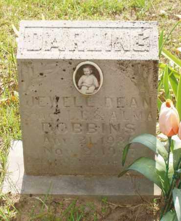 DOBBINS, JEWELL DEAN - Izard County, Arkansas | JEWELL DEAN DOBBINS - Arkansas Gravestone Photos