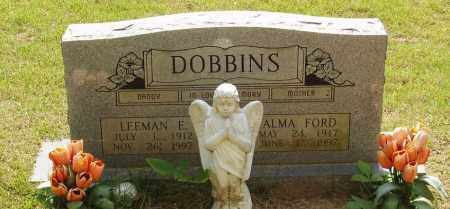 DOBBINS, ALMA - Izard County, Arkansas | ALMA DOBBINS - Arkansas Gravestone Photos