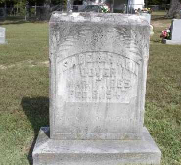 DOVER, ISABELL ANN - Izard County, Arkansas | ISABELL ANN DOVER - Arkansas Gravestone Photos