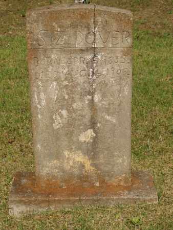 DOVER, SAMUEL Z - Izard County, Arkansas | SAMUEL Z DOVER - Arkansas Gravestone Photos
