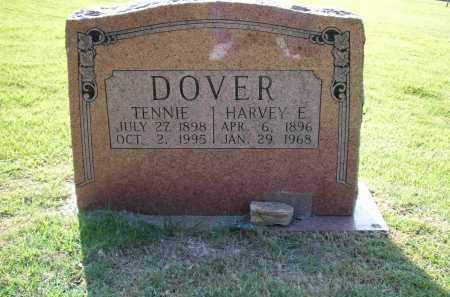 DOVER, TENNIE - Izard County, Arkansas | TENNIE DOVER - Arkansas Gravestone Photos