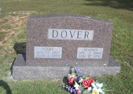 DOVER, VELMA - Izard County, Arkansas | VELMA DOVER - Arkansas Gravestone Photos
