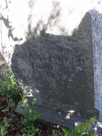 DUNN, WILLIAM EDWARD - Izard County, Arkansas   WILLIAM EDWARD DUNN - Arkansas Gravestone Photos