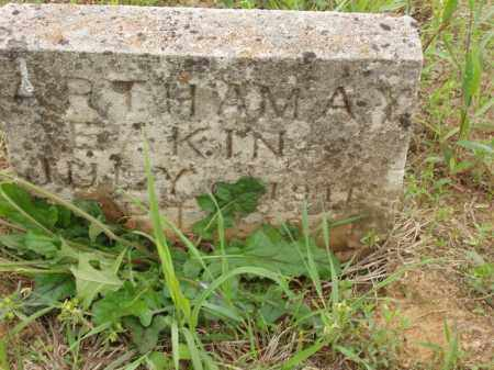 EAKIN, ARTHA MAY - Izard County, Arkansas | ARTHA MAY EAKIN - Arkansas Gravestone Photos