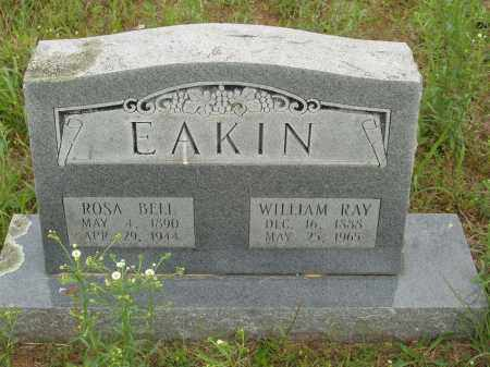 EAKIN, WILLIAM RAY - Izard County, Arkansas | WILLIAM RAY EAKIN - Arkansas Gravestone Photos