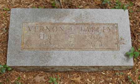FARLEY, VERNON F - Izard County, Arkansas | VERNON F FARLEY - Arkansas Gravestone Photos