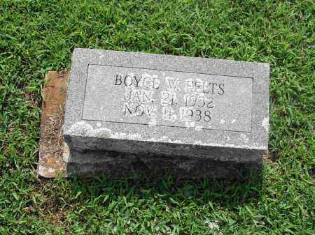 FELTS, BOYCE W. - Izard County, Arkansas | BOYCE W. FELTS - Arkansas Gravestone Photos