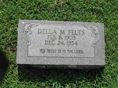 FELTS, DELLA M. - Izard County, Arkansas | DELLA M. FELTS - Arkansas Gravestone Photos