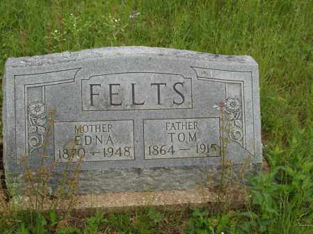 FELTS, EDNA - Izard County, Arkansas | EDNA FELTS - Arkansas Gravestone Photos