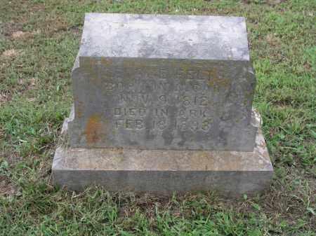 FELTS, GEORGE - Izard County, Arkansas | GEORGE FELTS - Arkansas Gravestone Photos