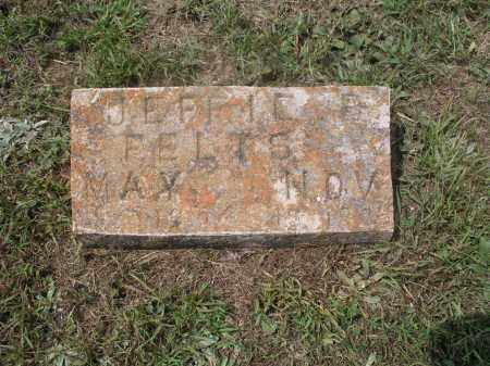 FELTS, JEFFE BELLE - Izard County, Arkansas | JEFFE BELLE FELTS - Arkansas Gravestone Photos