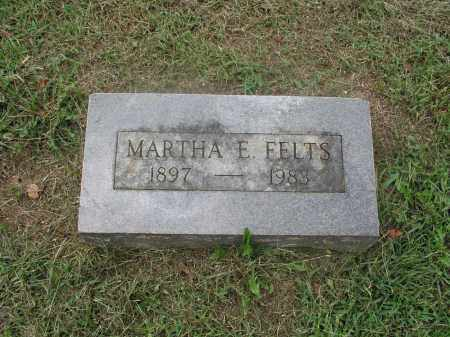 FELTS, MARTHA ESTHER - Izard County, Arkansas | MARTHA ESTHER FELTS - Arkansas Gravestone Photos