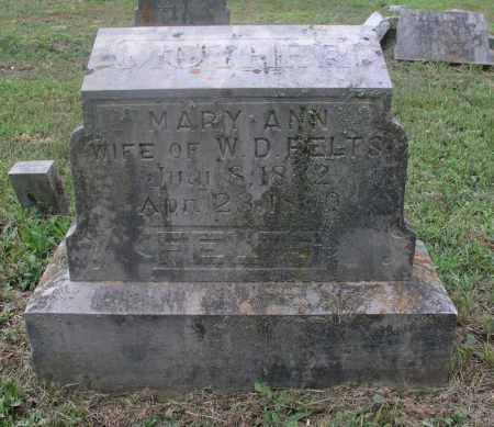 FELTS, MARY ANN - Izard County, Arkansas | MARY ANN FELTS - Arkansas Gravestone Photos