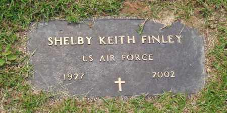 FINLEY  (VETERAN), SHELBY KEITH - Izard County, Arkansas | SHELBY KEITH FINLEY  (VETERAN) - Arkansas Gravestone Photos