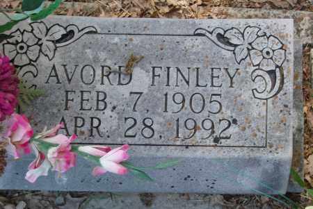 FINLEY, AVORD CECIL - Izard County, Arkansas | AVORD CECIL FINLEY - Arkansas Gravestone Photos