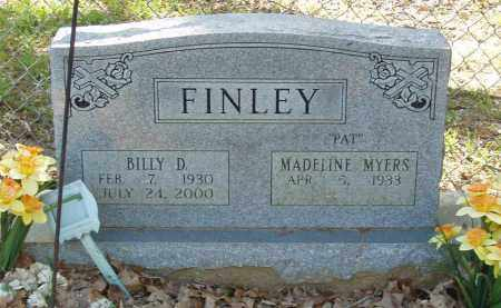 FINLEY, BILLY DALE - Izard County, Arkansas | BILLY DALE FINLEY - Arkansas Gravestone Photos
