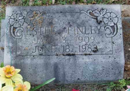 FINLEY, ESTEL - Izard County, Arkansas | ESTEL FINLEY - Arkansas Gravestone Photos