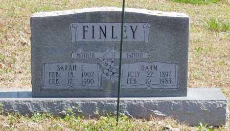 FINLEY, HARM - Izard County, Arkansas | HARM FINLEY - Arkansas Gravestone Photos