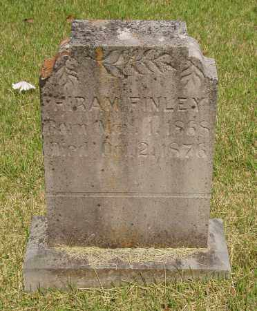 FINLEY, HIRAM - Izard County, Arkansas | HIRAM FINLEY - Arkansas Gravestone Photos