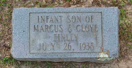FINLEY, INFANT SON - Izard County, Arkansas | INFANT SON FINLEY - Arkansas Gravestone Photos