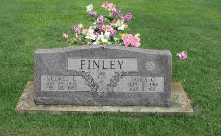 MILLER FINLEY, MILDRED ELIZABETH - Izard County, Arkansas | MILDRED ELIZABETH MILLER FINLEY - Arkansas Gravestone Photos