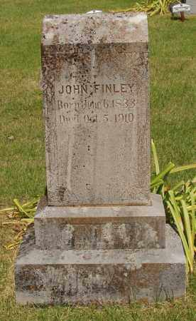 FINLEY, JOHN - Izard County, Arkansas | JOHN FINLEY - Arkansas Gravestone Photos
