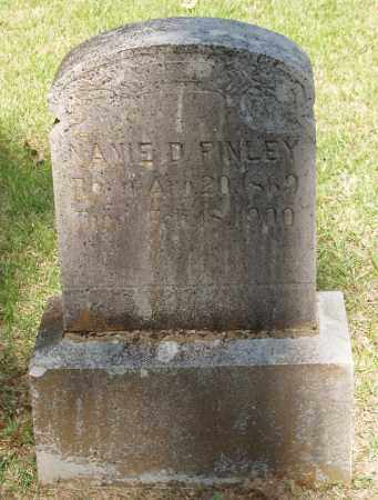 "FINLEY, NANCY ""NANIE"" D - Izard County, Arkansas 