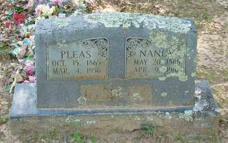 "FINLEY, PLEASANT ""PLEAS"" PETER - Izard County, Arkansas 