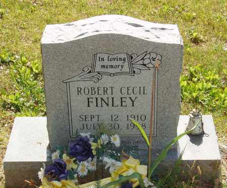 FINLEY, ROBERT CECIL - Izard County, Arkansas | ROBERT CECIL FINLEY - Arkansas Gravestone Photos