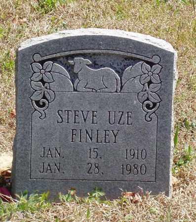 FINLEY, STEVE UZE - Izard County, Arkansas | STEVE UZE FINLEY - Arkansas Gravestone Photos