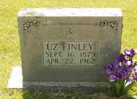 "FINLEY, UZZIAH ""UZ"" - Izard County, Arkansas | UZZIAH ""UZ"" FINLEY - Arkansas Gravestone Photos"