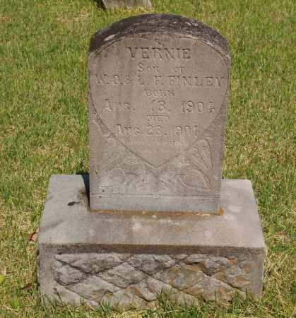 FINLEY, VERNIE - Izard County, Arkansas | VERNIE FINLEY - Arkansas Gravestone Photos