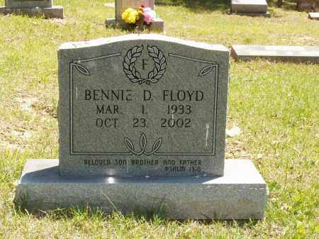 FLOYD, BENNIE D - Izard County, Arkansas | BENNIE D FLOYD - Arkansas Gravestone Photos