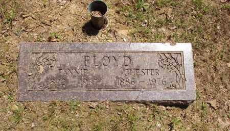 FLOYD, CHESTER - Izard County, Arkansas | CHESTER FLOYD - Arkansas Gravestone Photos