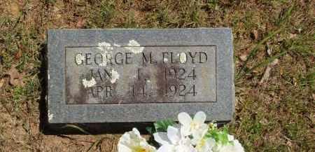 FLOYD, GEORGE M - Izard County, Arkansas | GEORGE M FLOYD - Arkansas Gravestone Photos