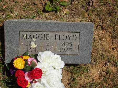 FLOYD, MAGGIE - Izard County, Arkansas | MAGGIE FLOYD - Arkansas Gravestone Photos