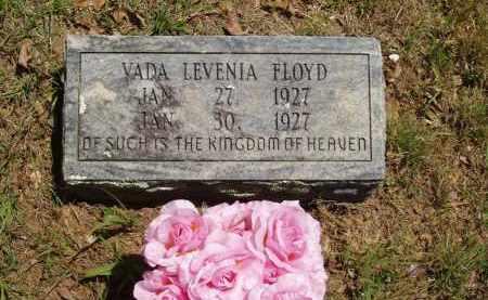 FLOYD, VADA LEVENIA - Izard County, Arkansas | VADA LEVENIA FLOYD - Arkansas Gravestone Photos