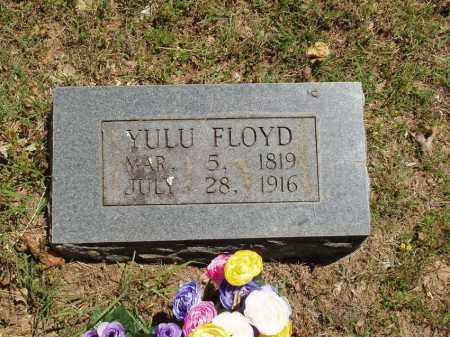 FLOYD, YULU - Izard County, Arkansas | YULU FLOYD - Arkansas Gravestone Photos