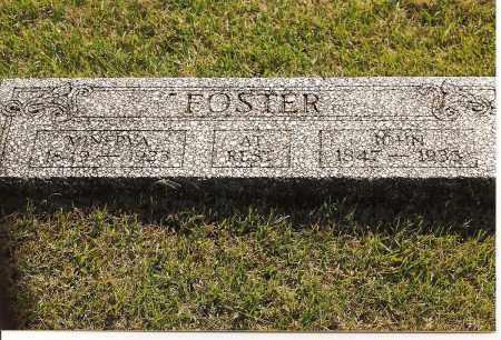 MOORE FOSTER, MINERVA - Izard County, Arkansas | MINERVA MOORE FOSTER - Arkansas Gravestone Photos