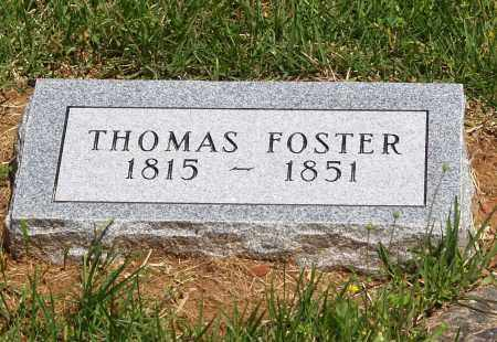 FOSTER, THOMAS - Izard County, Arkansas | THOMAS FOSTER - Arkansas Gravestone Photos