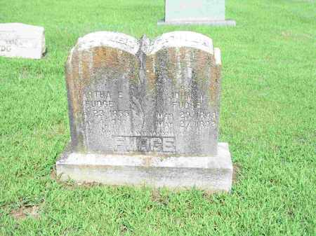 THOMASON FUDGE, MARY ELIZABETH - Izard County, Arkansas | MARY ELIZABETH THOMASON FUDGE - Arkansas Gravestone Photos