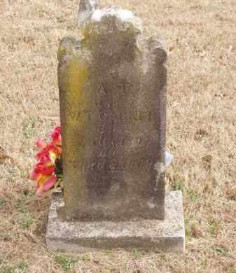 GARNER, A T - Izard County, Arkansas | A T GARNER - Arkansas Gravestone Photos