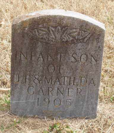 GARNER, INFANT SON - Izard County, Arkansas | INFANT SON GARNER - Arkansas Gravestone Photos
