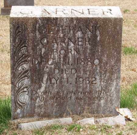 GARNER, JOE FRANK - Izard County, Arkansas | JOE FRANK GARNER - Arkansas Gravestone Photos