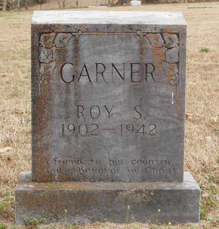 GARNER, ROY S - Izard County, Arkansas | ROY S GARNER - Arkansas Gravestone Photos