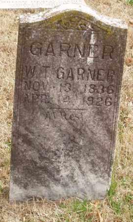 GARNER, W.T. - Izard County, Arkansas | W.T. GARNER - Arkansas Gravestone Photos