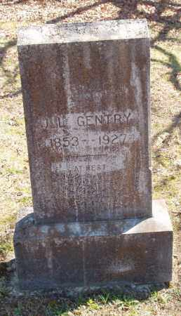 GENTRY, J L - Izard County, Arkansas | J L GENTRY - Arkansas Gravestone Photos