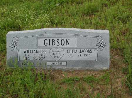 GIBSON, WILLIAM LEE - Izard County, Arkansas | WILLIAM LEE GIBSON - Arkansas Gravestone Photos